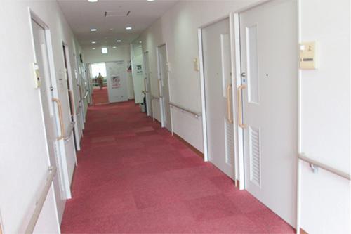 居室前廊下